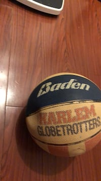 black and white Spalding basketball Falls Church, 22042