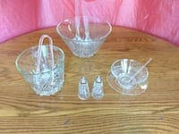Princess House Crystal for the set Andover, 67002