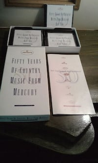 FIFTY YEARS OF MUSIC FROM MERCURY Dunnellon, 34431