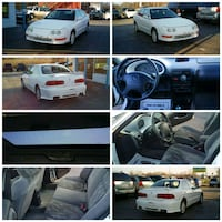 2000 Acura Integra LS 5 manual  Miles 110,489 600 mi