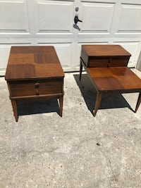 Vintage MERSMAN tables Virginia Beach, 23454