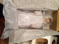 Ashton Drake Christening doll Welland, L3C