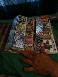 assorted football trading card collection Odessa, 79764