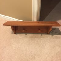 Wooden Entryway Shelf Whitchurch-Stouffville, L4A 0K2