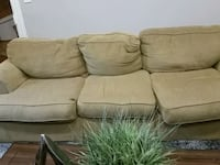 Love seater couch for free pick up asap