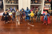 DC Action Figures Lot Hamilton, L8P 1Y9
