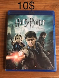 Harry Potter and the Goblet of Fire DVD case Drummondville, J2A
