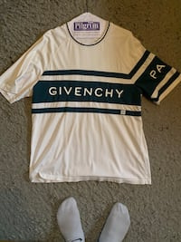 Givenchy Shirt sleeve t Shirt