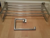 ONLY THE HAND TOWEL HOLDER LEFT Richmond, V6Y 2X9