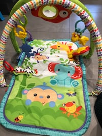 Fisher Price Rainforest 3 en 1 Musical Activity Gym. Tapis Amis de la Jungle 3 en 1 Neuilly-sur-Seine, 92200