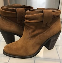 Brand new Jessica Simpson suede ankle booties Myrtle Beach, 29579