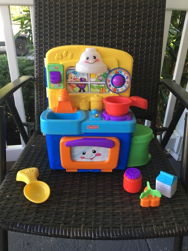 Fisher Price Laugh Learn Kitchen Set