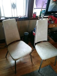 Two chairs.  St. Cloud, 56303