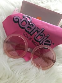 Limited edition wild fox Barbie sunglasses Barrie, L4N 6Y5