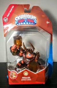 New Skylanders Trap Team Master Wallop Imaginators PS3 PS4 XBox Wii U Milwaukee