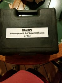 OEM Borescope with 2.4 color lcd screen Wilkes-Barre, 18705