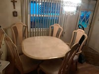 Table and chairs TO Day Only $35 Palmetto, 34221