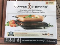 NEW Copperchef Induction Cooktop Dover, 19904
