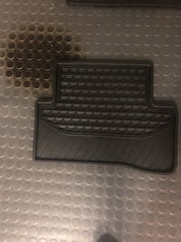 Rubber all weather-black car floor mats New York, 10006