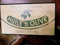Huile'd Olive signage board Wasaga Beach, L9Z 2N9