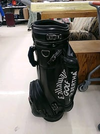 black and white Callaway golf bag Vacaville, 95688