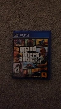 Sony ps4 grand theft auto five 3165 km