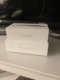 Apple IPhone Boxes Only St Catharines, L2N 5T3