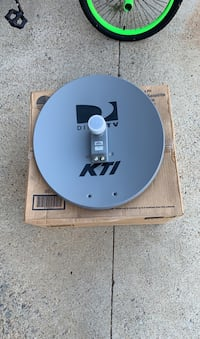 -100.00 for case of 4 or 25.00 each---directv satellite dish Nashville, 37207