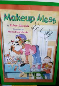 Make Up Mess