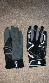 Baseball Batting Gloves- Size Small
