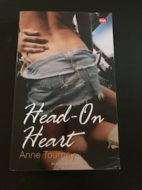 Head on heart by Anne tourney Calgary, T1Y