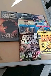 assorted DVD movie case lot Chicago, 60645
