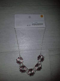 H&M kette in pink