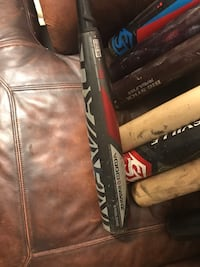 Demarini Voodoo insane end loaded 33in metal bat. This bat has 9 homeruns with it in a single season   Sterling Heights, 48311