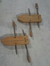 Ols style American made clamps for salr East Gwillimbury, L9N 1K3