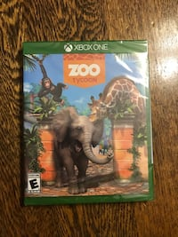 Xbox One Zoo Tycoon Game Stratham, 03885