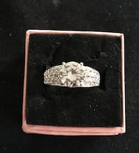 EXQUISITE RING, SZ. 7 Sparks, 89441