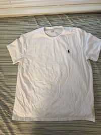 XL all white polo t shirt  Germantown, 20874