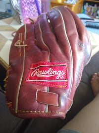 Outfielders Baseball Glove South Riding