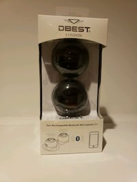 DBest bluetooth mini speakers  63 km