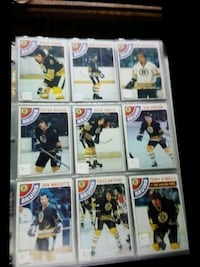 assorted football player trading cards Waltham, 02452