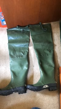 Remington rubber hip waders size 9 Stafford Springs, 06076