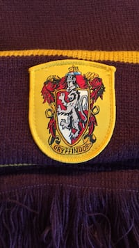 Authentic harry potter gryffindor scarf grf Calgary, T2J 3A3