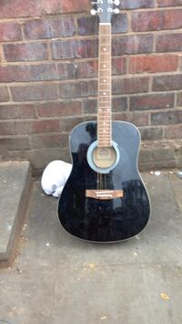 black and brown acoustic guitar Brierley Hill, DY5 1PN