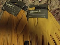 2 new timberland gloves more details in description Woodstock