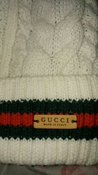Gucci toque's(brand new)  542 km