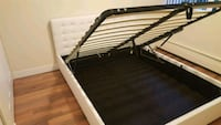 Brand New Queen size Lift Up storage bed frame Richmond, V6X