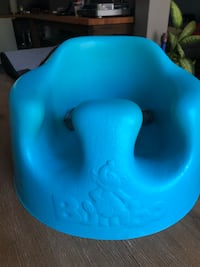 Blue Bumbo chair Oakville, L6H 2L2