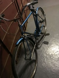 black and blue road bike Queens, 11693