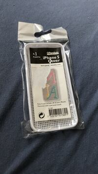 Broderings deksel til iPhone 5/5S/SE